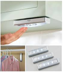 battery operated led lights for kitchen cabinets 3pcs led kitchen cabinet lights counter wardrobe ls