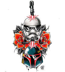the 25 best stormtrooper tattoo ideas on pinterest star wars