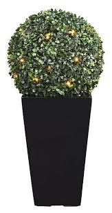 Light Up Topiary Balls - 11 best sun goes down garden lights up images on pinterest