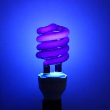 can a black light detect night l 220v 36w 40w e27 ultraviolet uv spiral energy saving