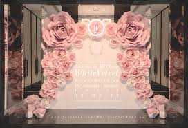 wedding backdrop pictures wedding backdrop decoration velvet is white
