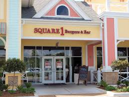 square 1 burger and bar in the villages florida youtube