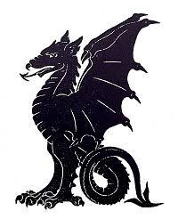 dragons for children heraldic dragons heraldry for kids