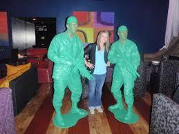 Toy Soldier Halloween Costume Call Enter Inhabitat U0027s 2011 Green Halloween Costume Contest