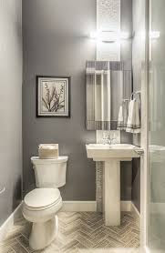 powder room makeover pedastal sink beautiful mirrors and powder