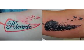 27 ways to cover up tattoos of your ex