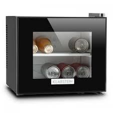 mini frigo pour chambre frosty mini frigo réfrigérateur compact 10l 65w classe a noir