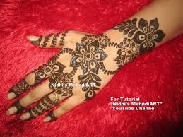 simple mehndi designs for top 10 floral henna