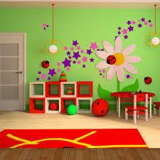 Decoration Kids Wall Decals Home by Kids Room Design Furniture Ideas Orangearts Colorful Bedroom In