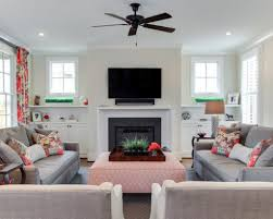Houzz Living Room Two Sofa Living Room Design Two Couch Houzz Designs Interior