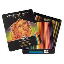 prismacolor pencils prismacolor premier soft colored pencil set of 48 assorted
