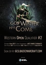 news gcs winter open qualifier 2
