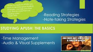apush study skills a guide by sarah ko malaena caldwell farah