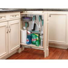 kitchen cabinet filler rev a shelf 30 in h x 6 in w x 23 in d pull out between cabinet