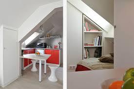 chambre dans comble chambre comble petit espace