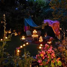 bougie jardin comment créer facilement un jardin féerique à l occasion d une