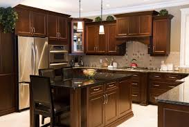 Remodel Kitchen Cabinets Ideas Small L Shaped Kitchen Design With Wooden Furniture And White