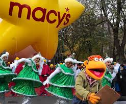 thanksgiving muppets tv alert the muppets at macy u0027s thanksgiving day parade muppet