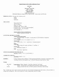 college resumes template 56 awesome gallery of college application resume template resume