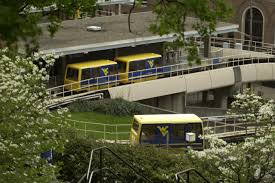 Wvu Evansdale Map Prt Suspends Service During Summer For Modernization Wvu Today