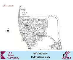 Coral Springs Florida Map by Brookside Homes For Sale Real Estate Agent Realtor