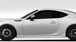 subaru frs white seibon carbon vs style carbon fiber hood scion frs subaru brz