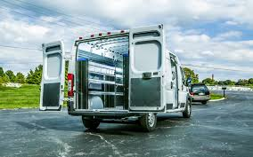 Cargo Van Shelves by Van Shelving Sortimo By Knapheide