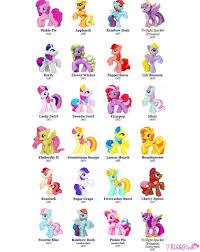 My Little Pony Blind Bag Wave 1 Figure Blind Bag Wave Xii 12 My Little Pony