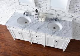 72 Inch Double Sink Vanity Top Only Contemporary 72 Inch Double Sink Bathroom Vanity Cottage White