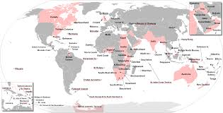 Blank Map Of The 13 Colonies by File The British Empire Anachronous Local Copy Png Wikipedia