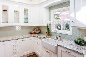 farmhouse style kitchen in pacific grove ca monterey kitchens