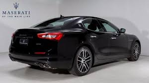 maserati sedan 2018 2018 maserati ghibli for sale near west chester pennsylvania