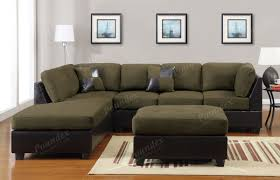 Livingroom Pc by Sectional Sofa Furniture Microfiber Sectional Couch 3 Pc Living