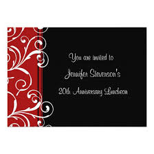 lunch invitations employee anniversary lunch invitations black invitations 4 u