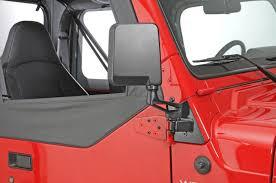jeep wrangler mirrors mirror relocation bracket jeep wrangler forum
