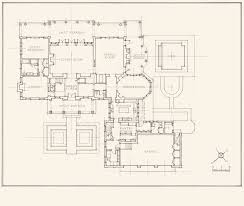 Architectural Floor Plan by John B Murray Architect Recent Work Floor Plans And Elevations