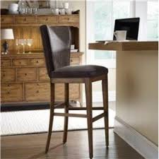 upholstered bar stools with backs foter
