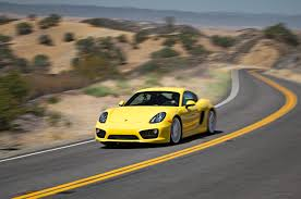 porsche cayman s horsepower the 20 vehicles that also get 30 mpg motor trend