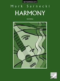 frederick harris music company harmony 2nd edition intermediate