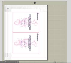 Wedding Invitation Diy Diy Wedding Invitations Silhouette Tutorial Create And Babble