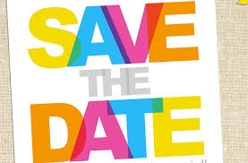 save the date all saints episcopal church