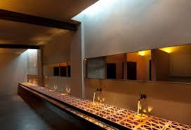 licht fã r badezimmer waschbecken bad modern poipuview
