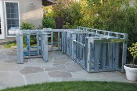 Design An Outdoor Kitchen by Outdoor Kitchen Construction Kitchen Decor Design Ideas