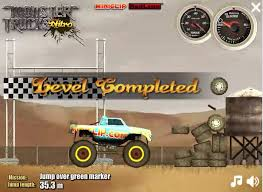 monster trucks nitro free racing games