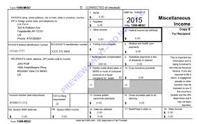 irs 1099 misc template 28 images image gallery sle 1099 misc