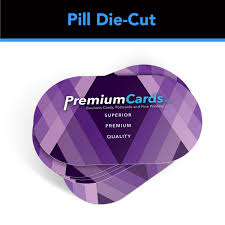 14pt uncoated die cut business cards premiumcards net