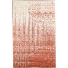 Raspberry Pink Rug Distressed Area Rugs Rugs The Home Depot