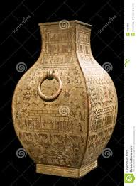 Chinese Vases History Ancient Chinese Vase Royalty Free Stock Image Image 7901186