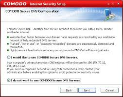 Dns Definition From Pc Magazine by Comodo Internet Security 4 0 Pcmag Com