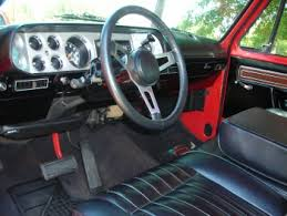 1979 Ford Truck Interior 1978 1979 Dodge Lil Red Express Moparwiki
